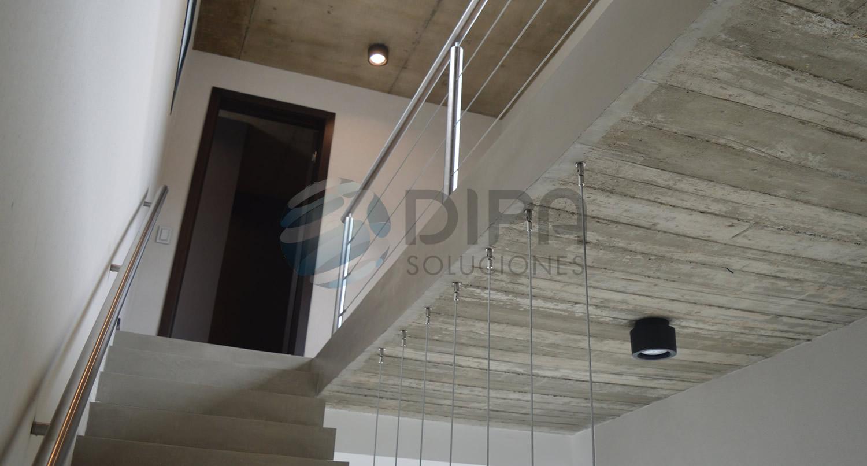 dipa soluciones escaleras barandas y pasamanos